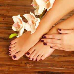 Pedicure & Manicure Combo